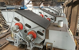Application of Dual Frequency Vibrating Screen