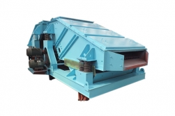 ZK Linear Vibrating Screen