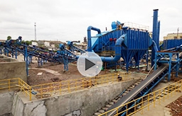 Construction & Demolition Waste Recycling Plant