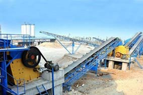 Sand & Stone Production Line