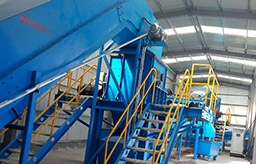 Solid Waste Sorting Line